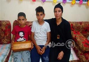 """زوجة أحد ضحايا دير الأنبا صموئيل: """"لهذا السبب أشكر الإرهابيين"""" (صور)"""