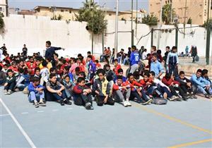 """""""التعليم"""": 67 ألف طالب في تصفيات مشروع اكتشاف الموهوبين رياضيًا"""