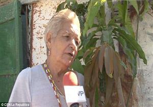 على الرغم من بلوغها الـ70 سنة..عجوز تكشف عن حملها في الشهر السادس