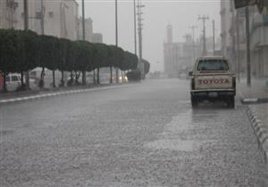 خبير أرصاد: انكسار تام للموجة الحارة وأمطار غزيرة على البلاد اليوم