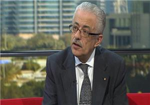 اجتماع بين وزير التعليم ومحافظ شمال سيناء لبحث سير امتحانات الثانوية