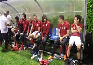 المنتخب يجري تدريبات خفيفة خلال تواجده بإيطاليا