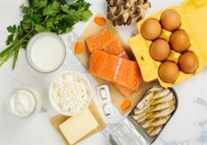 """6 أطعمة تحتوي على فيتامين """"د """"..تعرف عليها"""