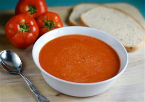 شوربة الشوفان بالطماطم.. فوائد متعددة على مائدتك