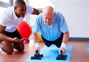 ما المدة المناسبة لممارسة الرياضة لكبار السن؟