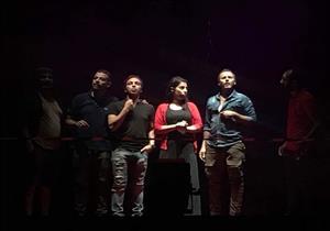 """بالصور- افتتاح """"سلم نفسك"""" على مسرح سيد درويش بالإسكندرية"""
