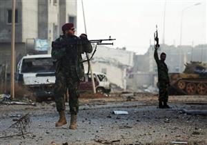 مقتل 4 من الجيش الليبي إثرإنفجار لغم جنوب درنة