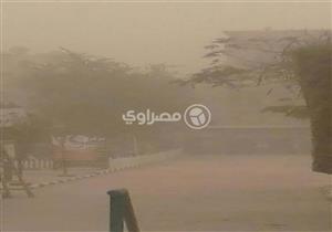 رياح شديدة وعواصف رملية وموجة برد في شمال سيناء