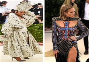 """بالصور- كيف أضفى نجوم العالم الطابع الديني على أزياء """"الميت جالا""""؟"""