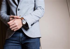 كيف تنسق ارتداء ساعات اليد الرجالي مع الملابس؟.. إليك هذه النصائح