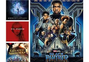 """Black Panther"" الأعلى مبيعات بإسطوانات الـ""Blu-Ray"" للأسبوع الثالث على التوالي"
