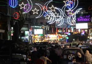 رغم إرهاق الحرب.. أجواء ساحرة لرمضان في دمشق