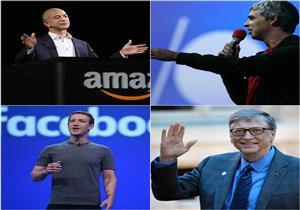 تعرف على أغنى مليارديرات التكنولوجيا لعام 2018