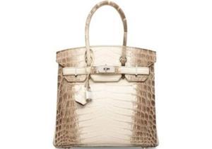 بيع حقيبة نسائية مستعملة بـ 217 ألف دولار في لندن