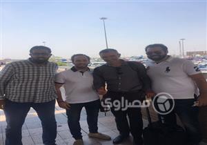 كارتيرون يصل القاهرة لقيادة الأهلي خلفًا للبدري