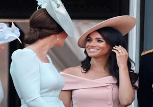 """بالصور- """"كيت"""" أم """"ميجان"""".. من الأجمل في احتفالية عيد ميلاد الملكة إليزابيث؟"""