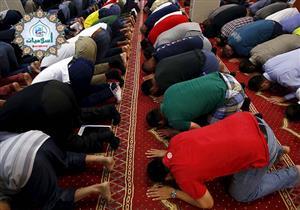 حكم صلاة العيد داخل المساجد