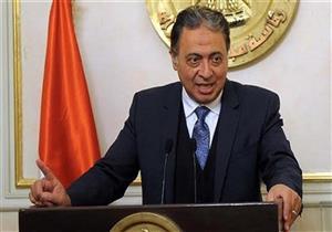 وزير الصحة يتراجع عن إيقاف مدير مستشفى سوهاج في واقعة سقوط الأسانسير