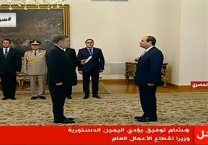 وزير قطاع الأعمال الجديد.. أول من أنشأ محطة طاقة شمسية في مصر
