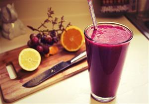 دبس العنب بالمكسرات.. مشروب صحي يمدك بالطاقة