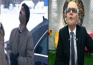 كيف سخر رامز جلال من الكوميديان طارق العلي -فيديو