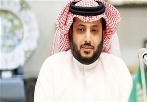"""تركي آل الشيخ لـ """"محمد صلاح"""": ربنا يشفيك بعد المونديال (فيديو)"""