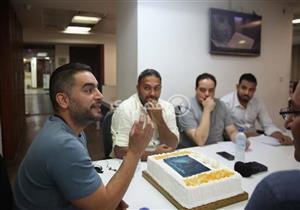 شاهد بالفيديو كيف وصف هاني سلامة اللاعب محمد صلاح