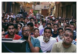 فيديو وصور| المنتخب يجمع المصريين أول يوم العيد