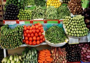 ارتفاع الكوسة وتراجع الفاصوليا.. أسعار الخضر والفاكهة اليوم