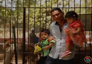 فيديو- ألبوم العيلة في جنينة الحيوان: حيث تتجمع الأجيال