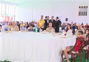المتحدث العسكري ينشر فيديو احتفالية تكريم أسر الشهداء والمصابين