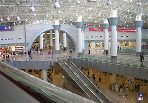 عودة حركة الملاحة الجوية بمطار الكويت بعد تحسن الطقس