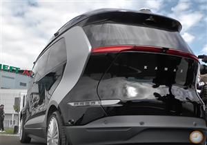 شركة روسية تطرح حافلات كهربائية ذاتية القيادة - فيديو