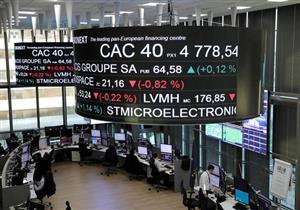 الأسهم الأوروبية تتراجع بفعل التوترات التجارية