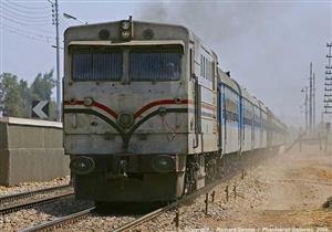 مصدر بالسكك الحديدية بطنطا: انتظام حركة القطارات بوسط الدلتا