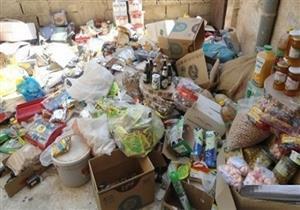 الأقصر: إعدام مواد غذائية غير صالحة وغلق 6 منشآت خلال عيد الفطر