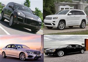 """أبرز 6 سيارات تتخطى أسعارها """"مليون جنيه"""" في سوق المستعمل"""