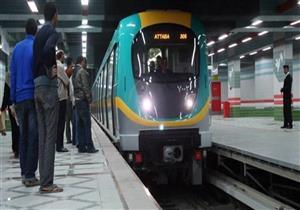 """""""رئيس المترو"""" يأمر بزيادة فرق الصيانة بالخطوط الثلاثة استعدادا للثانوية العامة"""