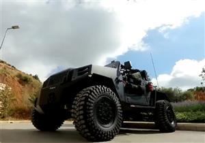 لبنان يصنع أول سيارة رباعية الدفع (فيديو)