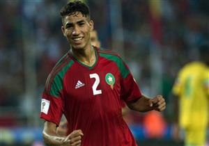 أشرف حكيمي: منتخب المغرب كان يستحق نتيجة أفضل أمام البرتغال
