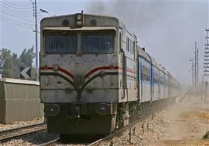 """بسبب """"دابة"""".. تأخر قطار """"القاهرة - الإسكندرية"""""""