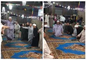 """""""أوقاف الدقهلية"""" تكشف تفاصيل فيديو رقص أشخاص أثناء الصلاة - فيديو"""