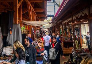 """بالصور.. سوق إسماعيلوفو.. خان الخليلي """"الروسي"""""""