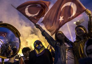 الأناضول: احتفالات بفوز أردوغان بالانتخابات الرئاسية في تركيا