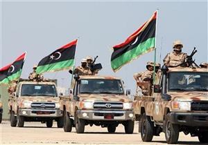 الجيش الليبي يحاصر آخر فلول العناصر الإرهابية في المدينة القديمة بدرنة
