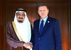 الملك سلمان يهنئ أردوغان بعد فوزه برئاسة تركيا