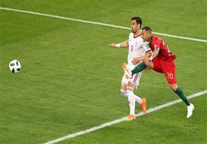 أهداف البرتغال وإيران