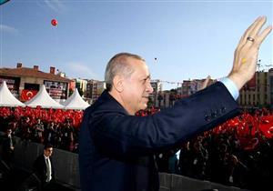 أردوغان يفوز في الانتخابات التركية بعد فرز 97.7% من الأصوات