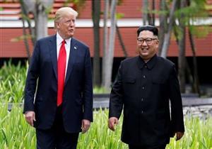 """ترامب: """"صبري كبير"""" مع زعيم كوريا الشمالية"""