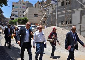 زيارة تفقدية لمنظمة الصحة العالمية للمنشآت الطبية في بورسعيد
